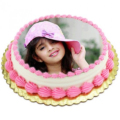 Your Picture on the cake