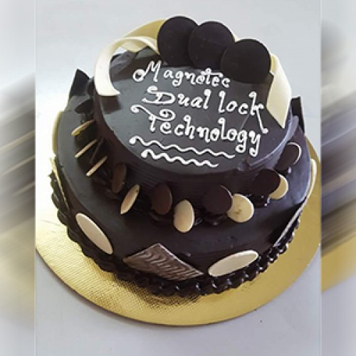 Birthday Gifts Delivery Coimbatore Chocolate Truffle With Garnishing New