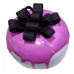 Birthday Strawberry Cake 1 Kg