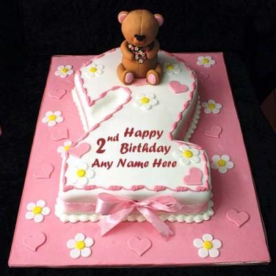Numerical Cake