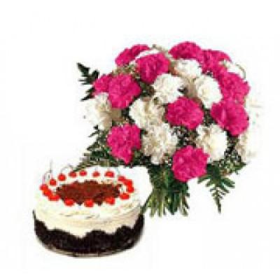 Cake n Carnations