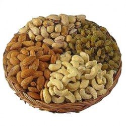 Assorted Dry Fruits Basket