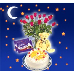 Midnight Flower and Cake Delivery in Coimbatore