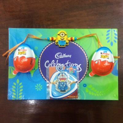 Kinder Joy, Rakhi,Celebration