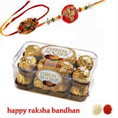 Rakhi N Chocolate