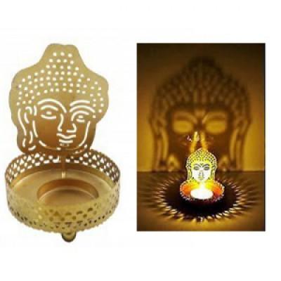 Buddha Shadow Diya