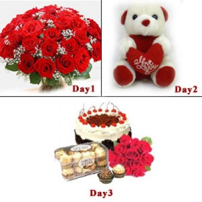 3 days Valentine Gifts